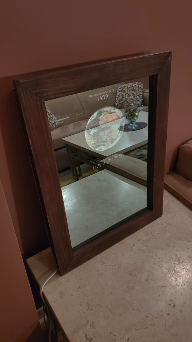 Syncing Solutions Magic Mirror